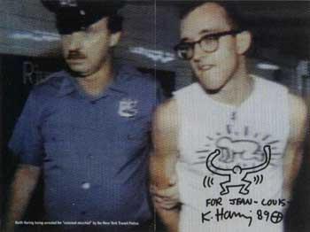Keith Haring-Keith Haring - Untitled-1989
