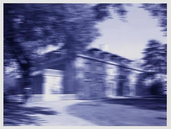 Thomas Ruff-H.u.p.01 (from L.M.V.D.R., Ludwig Mies Van der Rohe Series)-2004