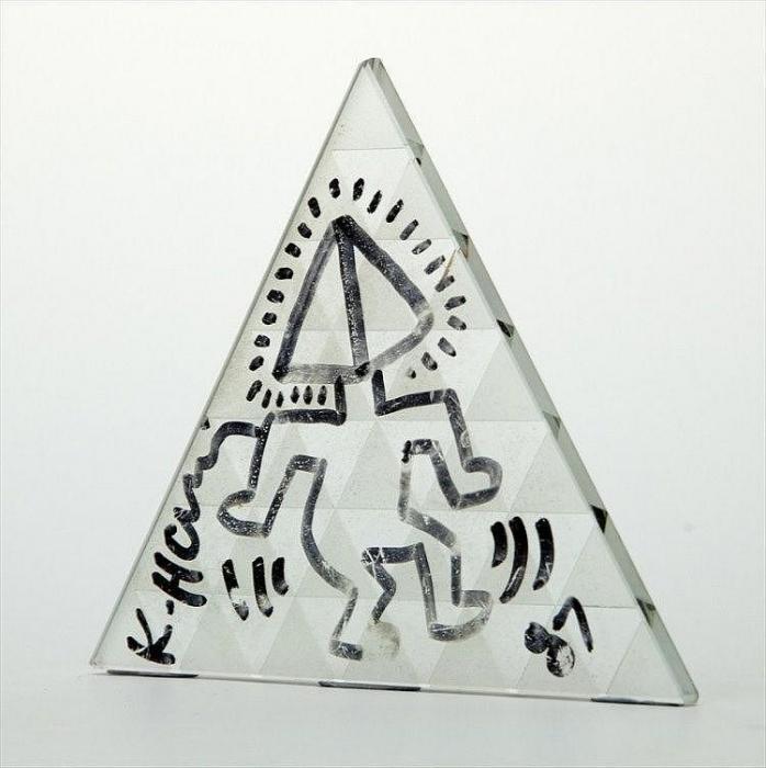 Keith Haring-Keith Haring - Work-1987