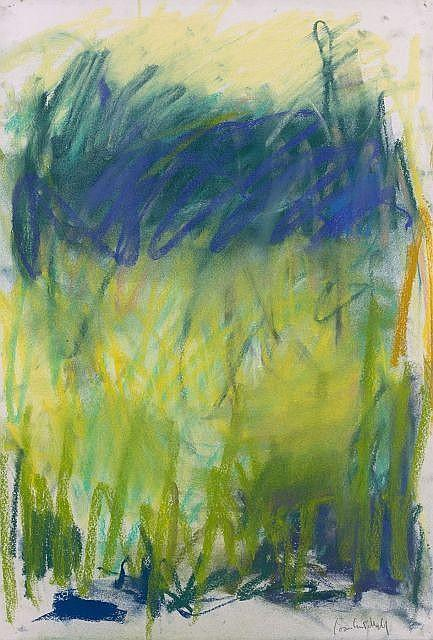 Joan Mitchell-Composition-1979
