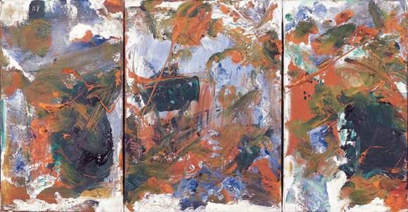 Joan Mitchell-Autumn Mist-1976