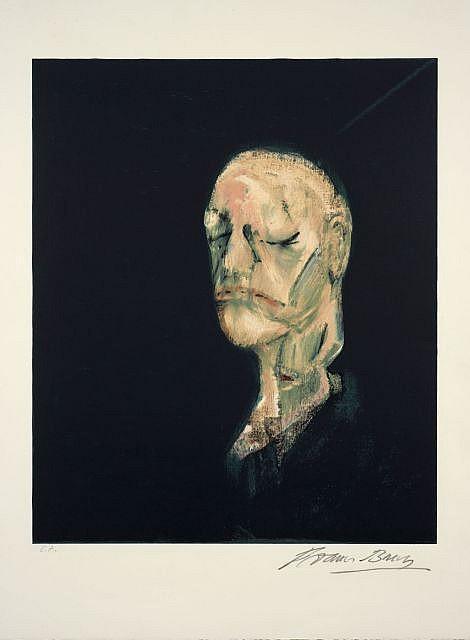 Francis Bacon-William Blake-1991