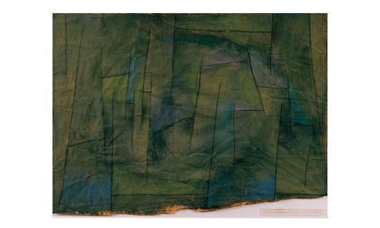 Paul Klee-Regentag Im Steinbruch-1935
