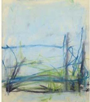 Joan Mitchell-Composition-1972