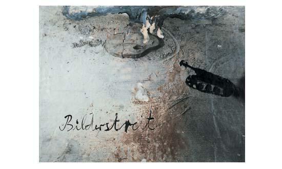 Anselm Kiefer-Bilderstreit-1981