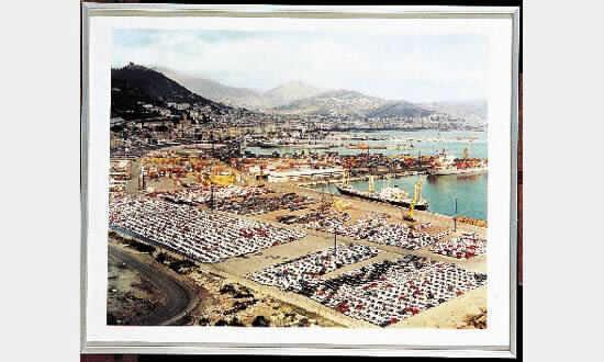 Andreas Gursky-Palermo-1990