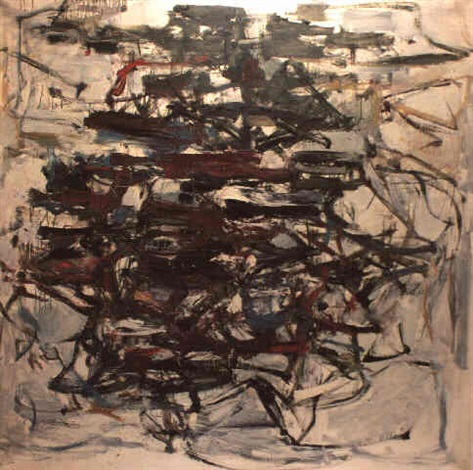 Joan Mitchell-Composition-1960