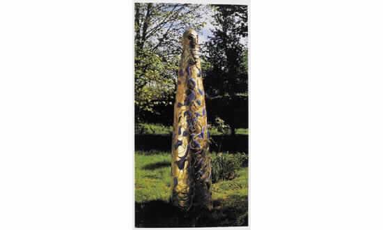 Niki de Saint Phalle-Le Prophete-1990
