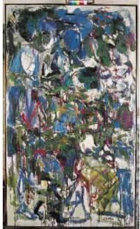 Joan Mitchell-Sans titre-1966
