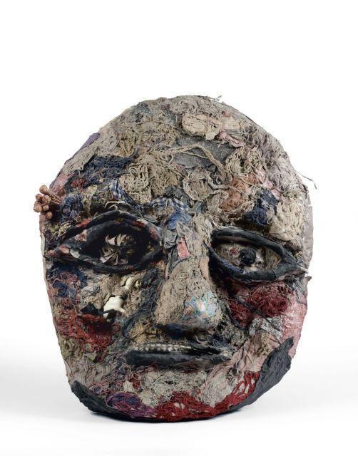 Niki de Saint Phalle-Docteur Mabuse-1964