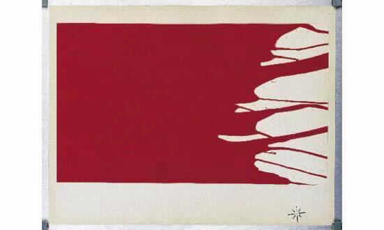 Yves Klein-M 81-1957