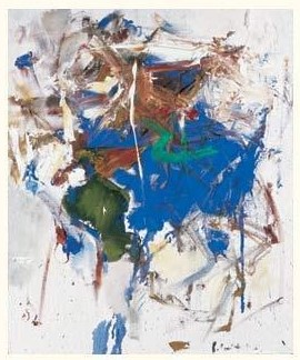 Joan Mitchell-Composition-1962