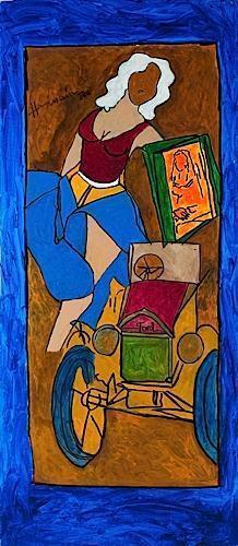 Maqbool Fida Husain-Sans Titre-2006