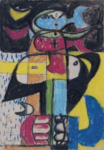 Le Corbusier-Taureau-1952