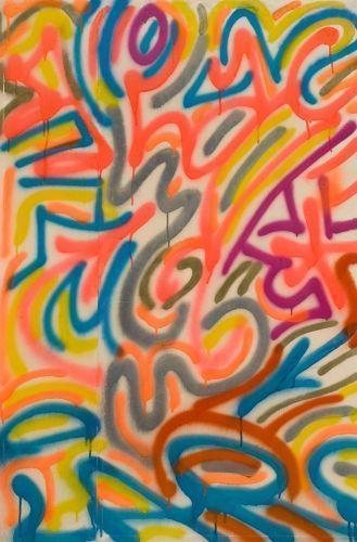 Keith Haring-Keith Haring - Sans titre-1984