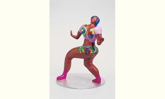Niki de Saint Phalle-Josephine Baker-1999