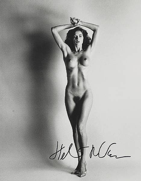 Helmut Newton-Big Nude III, Paris (1993)-1993