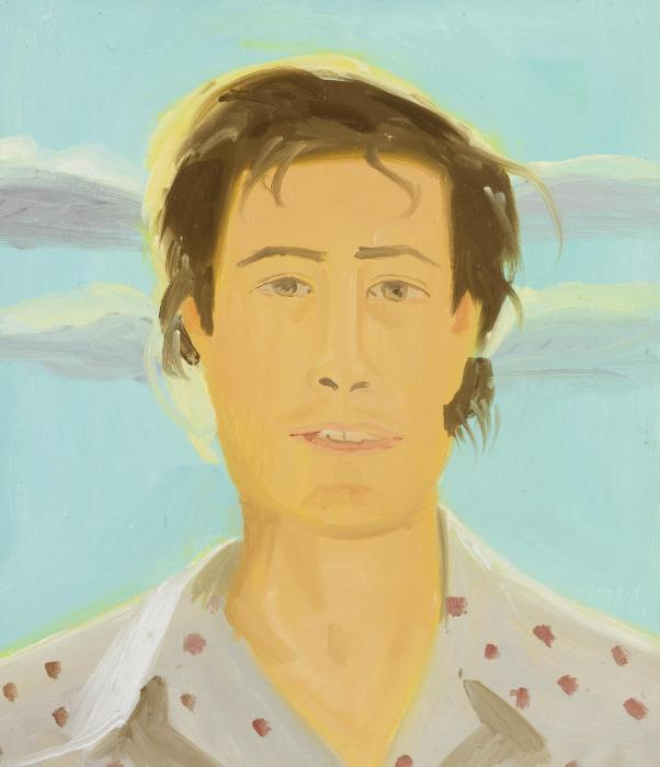 Alex Katz-Untitled-1981
