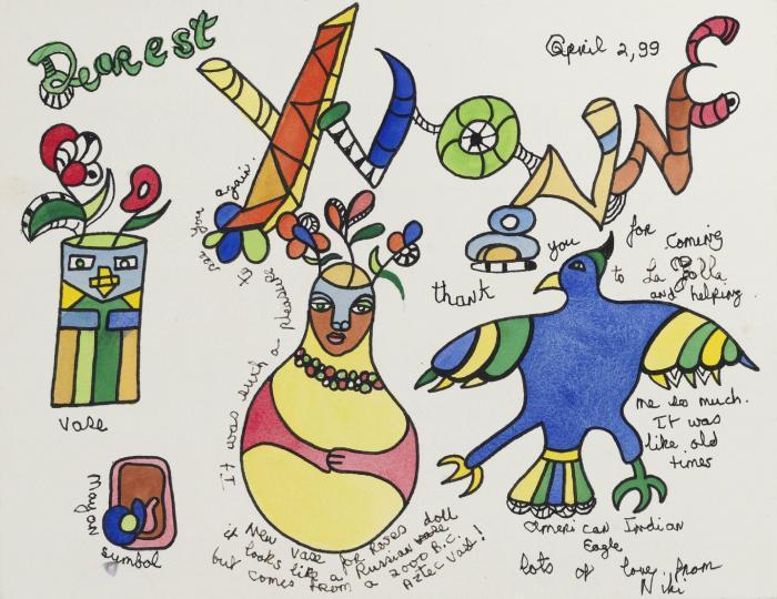 Niki de Saint Phalle-A Small Collection-1992