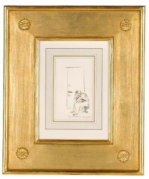 Edvard Munch-Melancholy-