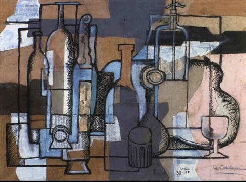 Le Corbusier-Le bar-1958
