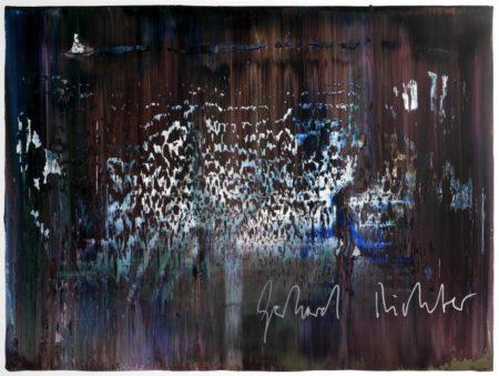 Gerhard Richter-Abstraktes Bild (Abstract Painting)-1990