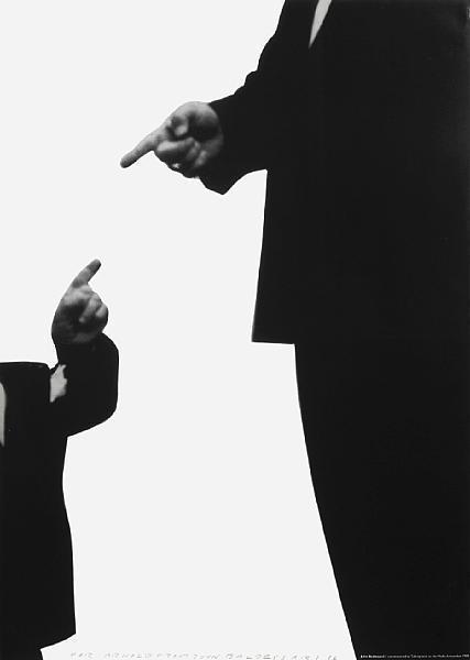 John Baldessari-Talking back to the Media, Amsterdam-1985