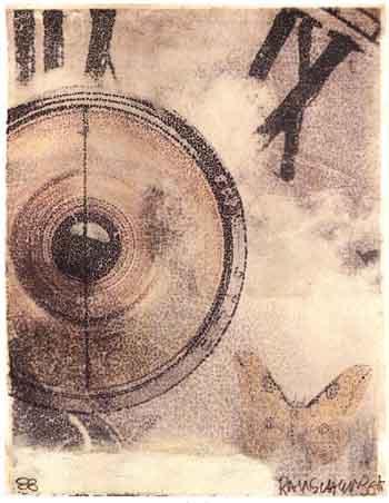 Robert Rauschenberg-Robert Rauschenberg - Untitled-1988