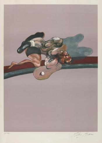 Francis Bacon-In Memory of George Dyer-1975