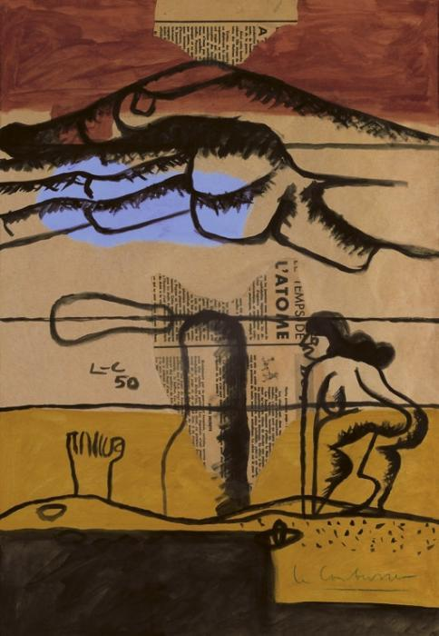 Le Corbusier-L'Atom-1950