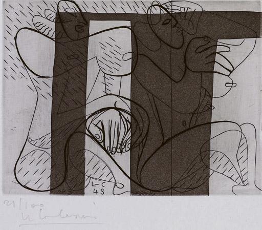 Le Corbusier-Murale-1948