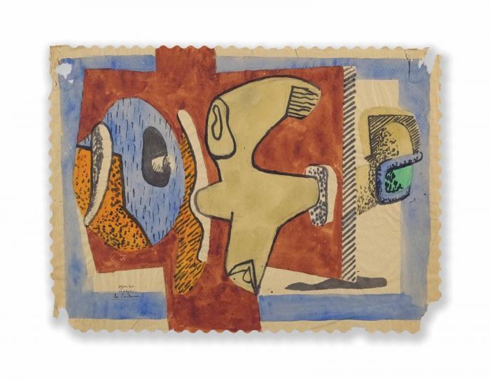 Le Corbusier-Ohne Titel-1941