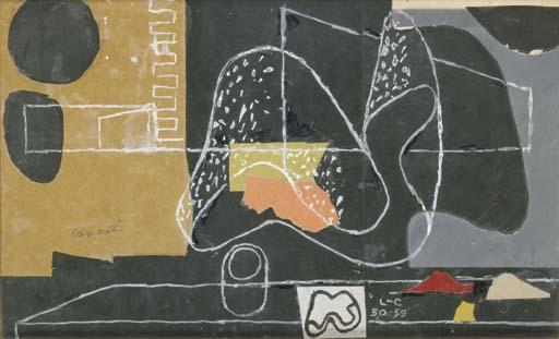 Le Corbusier-Cap Martin-1959