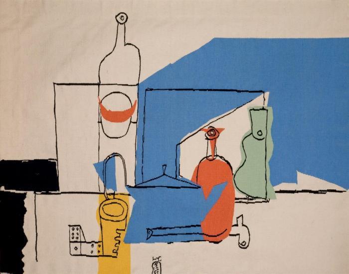 Le Corbusier-Nature morte cubiste-1963