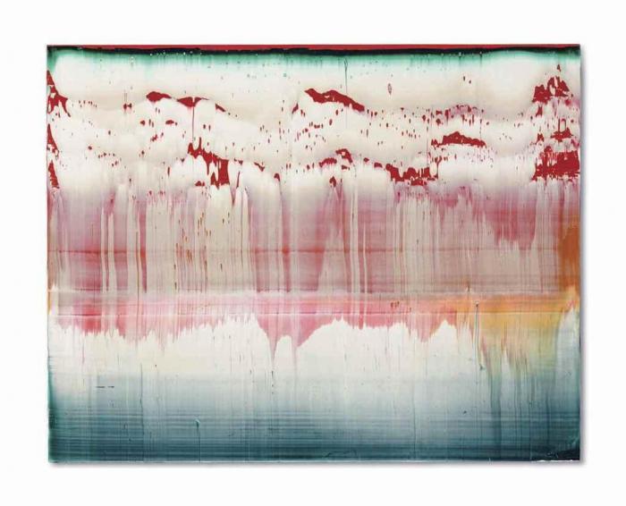 Gerhard Richter-Fuji 839-18-1996