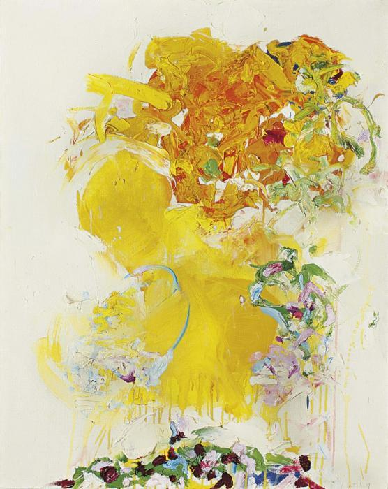Joan Mitchell-Sans titre-1969