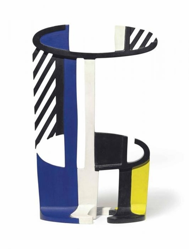 Roy Lichtenstein-Little Glass-1979