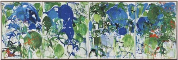 Joan Mitchell-Aquarium-1967
