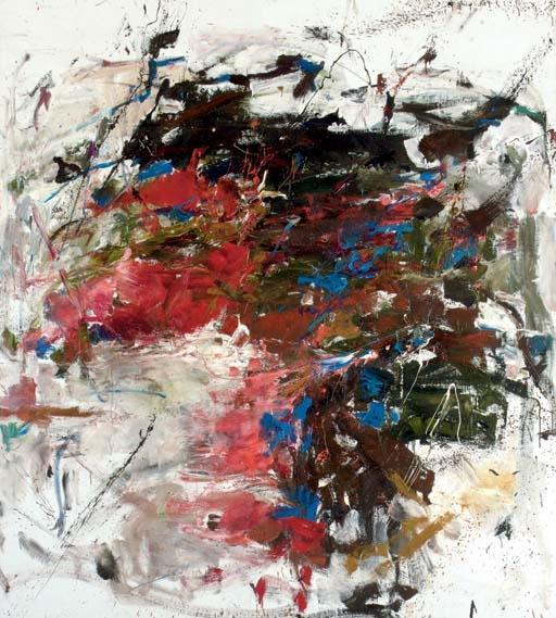 Joan Mitchell-Mandres-1961