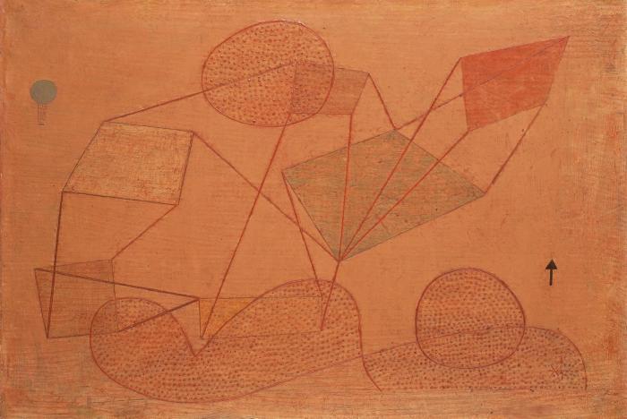 Paul Klee-Sollte Steigen-1932