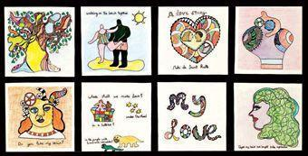 Niki de Saint Phalle-My love-
