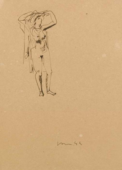 Lucio Fontana-Figura-1944