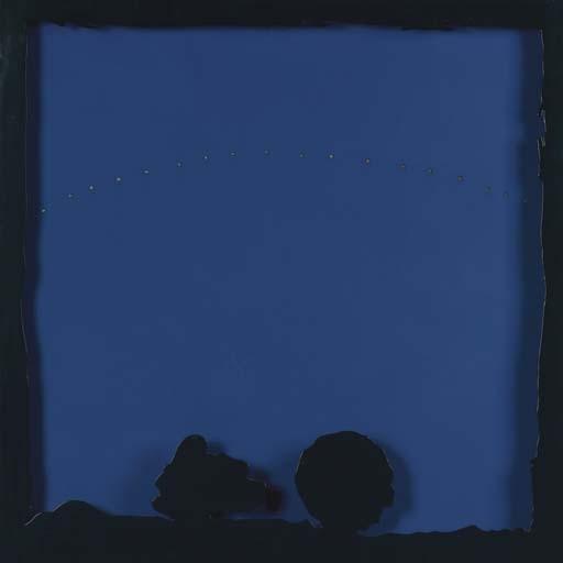 Lucio Fontana-Concetto spaziale, Teatrino-1966