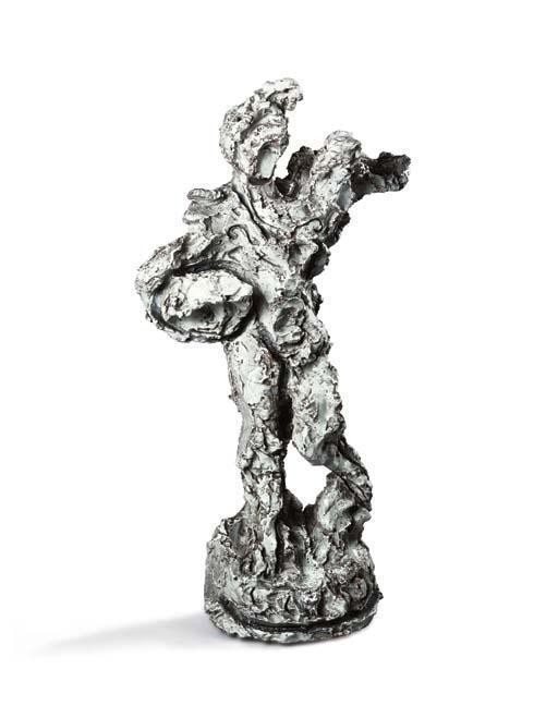 Lucio Fontana-Il Guerriero (The Warrior)-1949