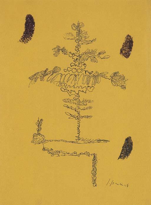 Lucio Fontana-Senza titolo-1963
