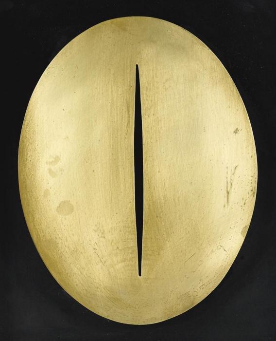 Lucio Fontana-Senza titolo-1967