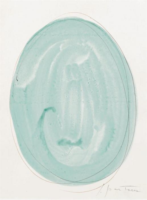 Lucio Fontana-Studio-1965