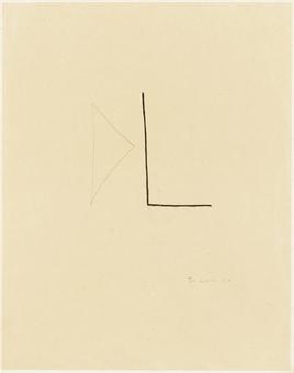 Lucio Fontana-Composizione astratta-1934