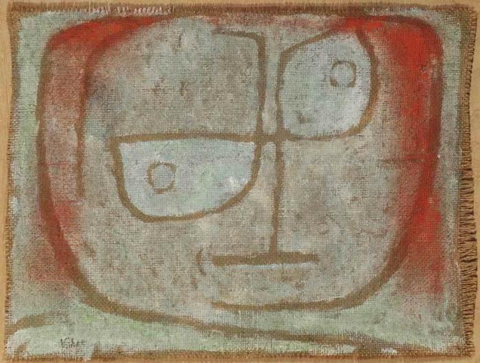 Paul Klee-Seelenblick-1938