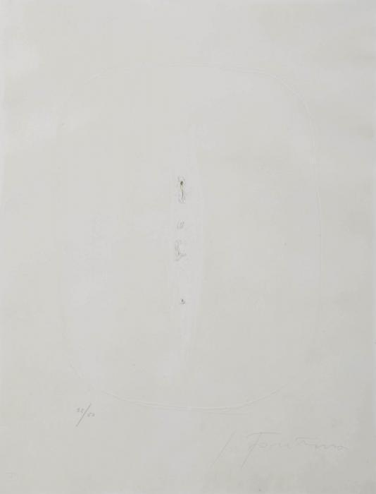 Lucio Fontana-Untitled-1964